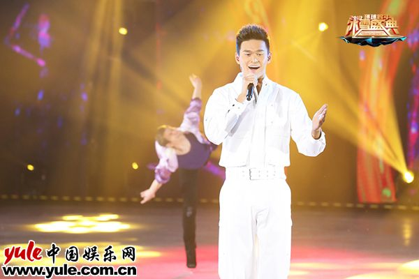 孙杨北京卫视跨年录制受邀加盟跨界歌王